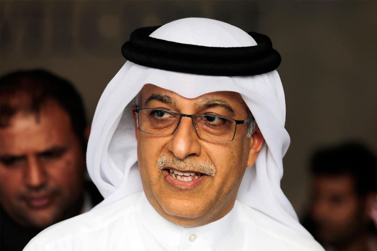 Sheikh Salman bin Ebrahim Al Khalifa