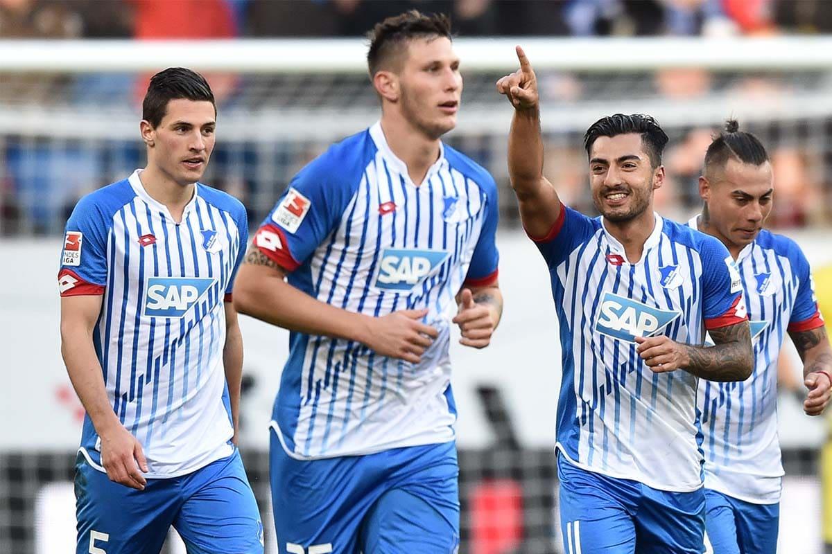 Niklas Sule Goal