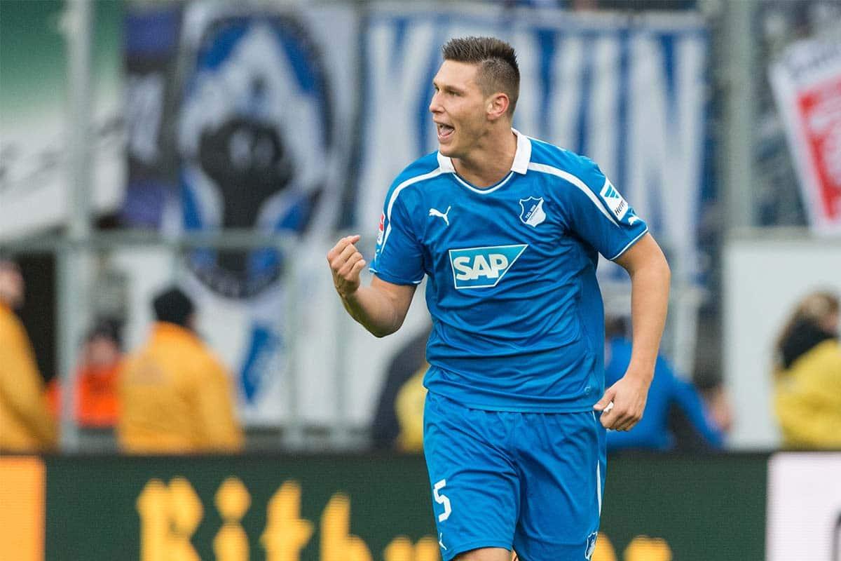 Niklas Sule, Hoffenheim