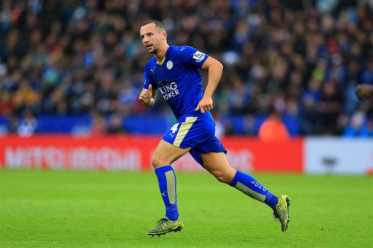 Danny Drinkwater, Leicester
