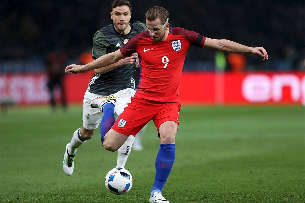 Harry Kane vs Germany