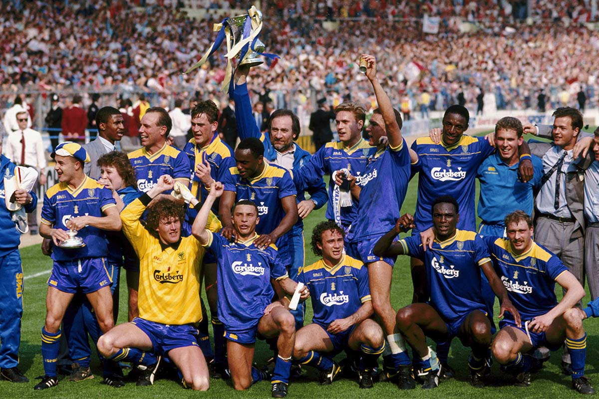 Whatever Happened To The Heroes Wimbledon S Fa Cup Winners