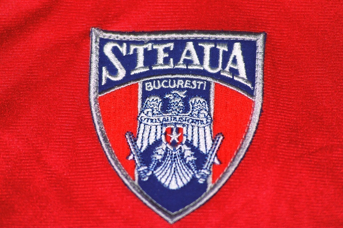 Steaua Bucharest Club badge