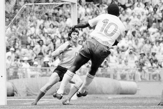 Dino Zoff & Pele