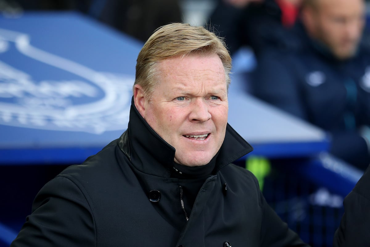 Everton v Swansea City - Premier League - Goodison Park