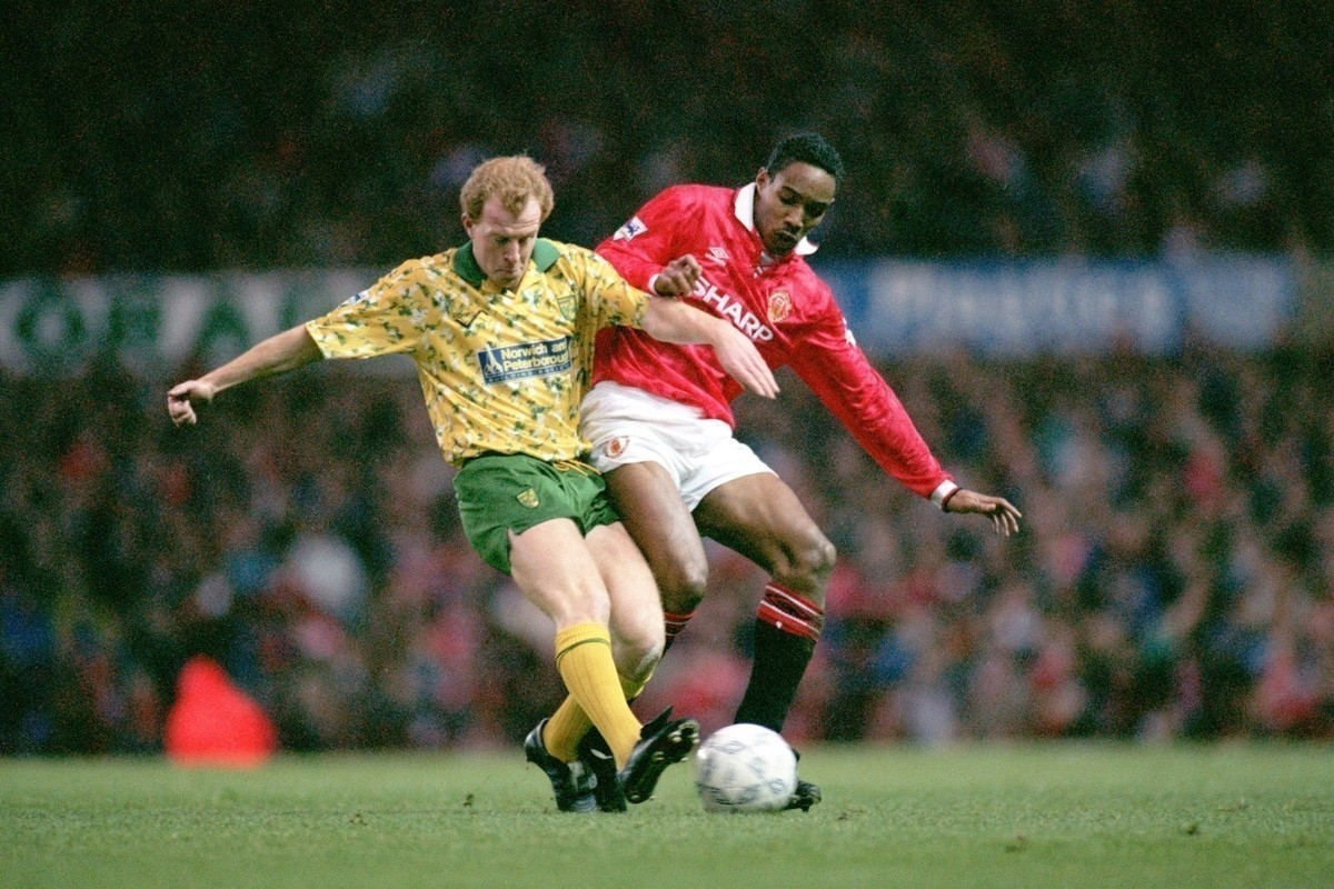 Flying High: When Norwich topped the first ever Premier League table