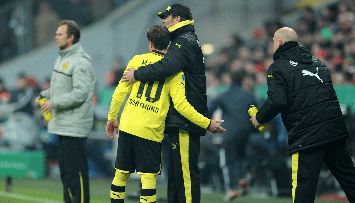 Mario-Gotze-Jurgen-Klopp-Dortmund