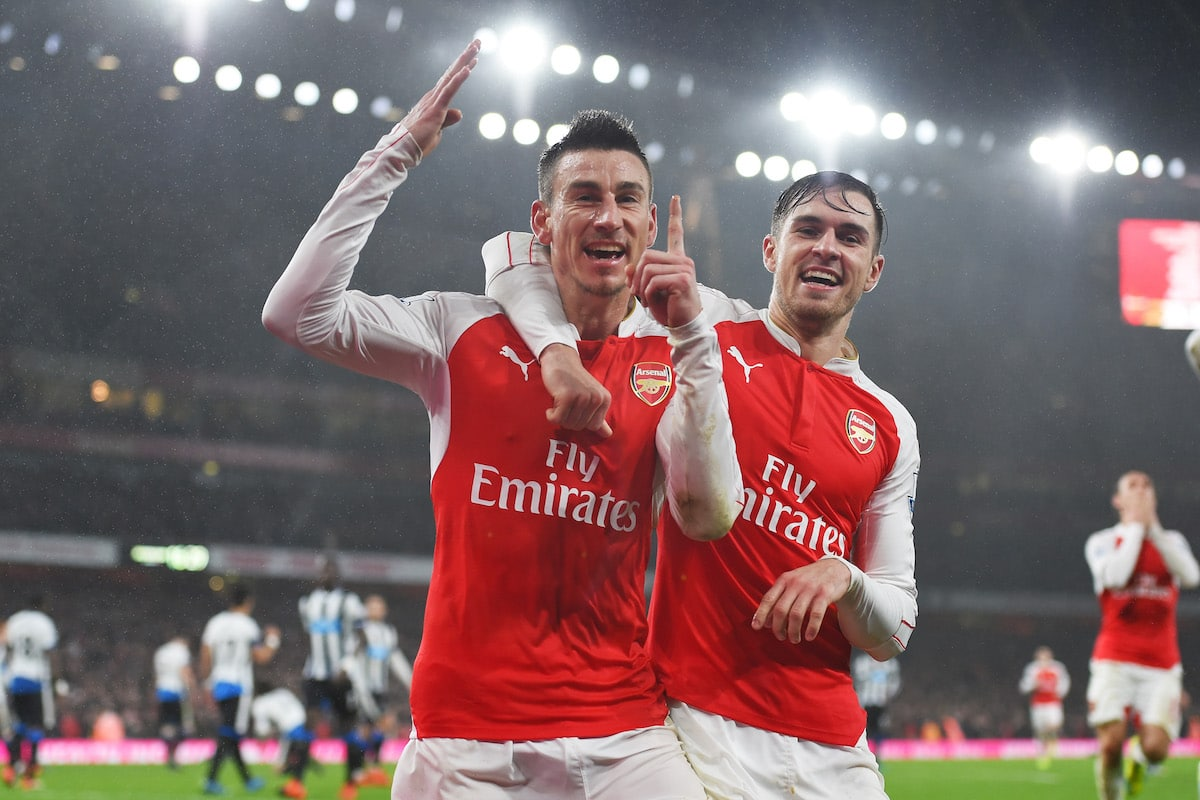 Laurent Koscielny has a huge part to play at Arsenal.