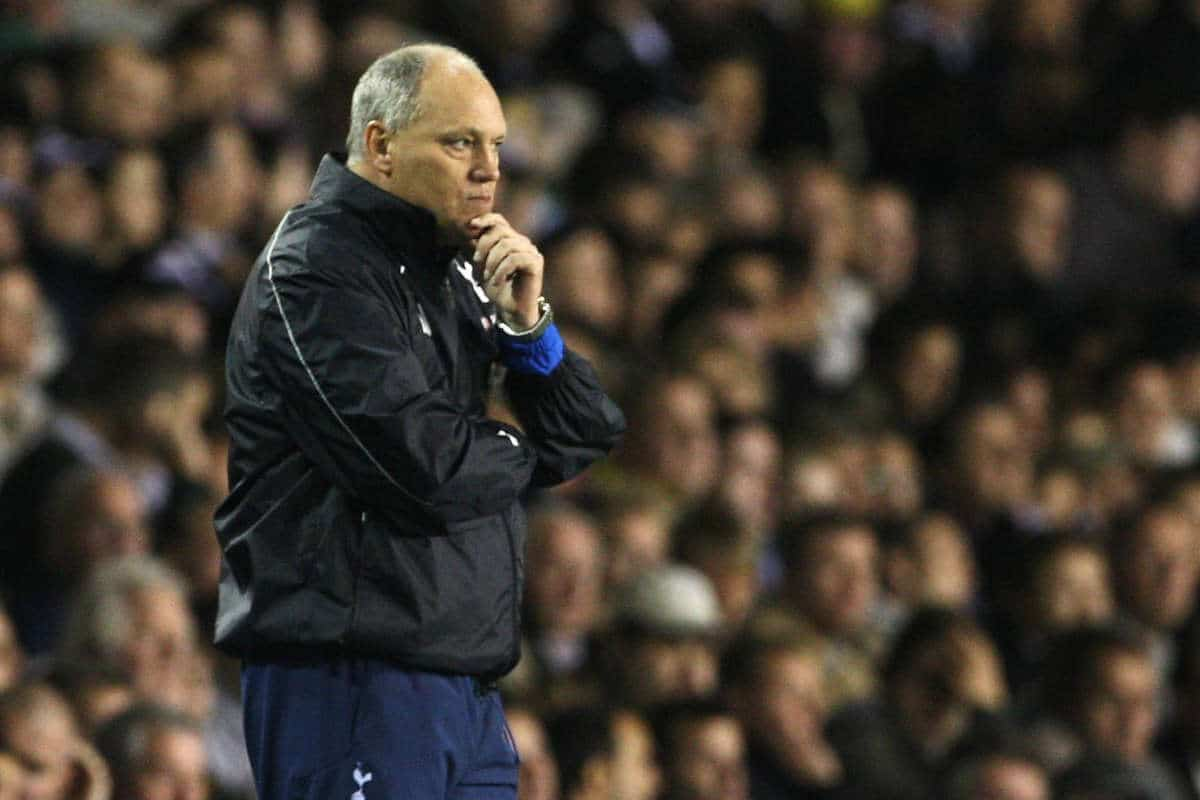 Former Spurs manager Martin Jol, victim of one of football's most shocking managerial sackings