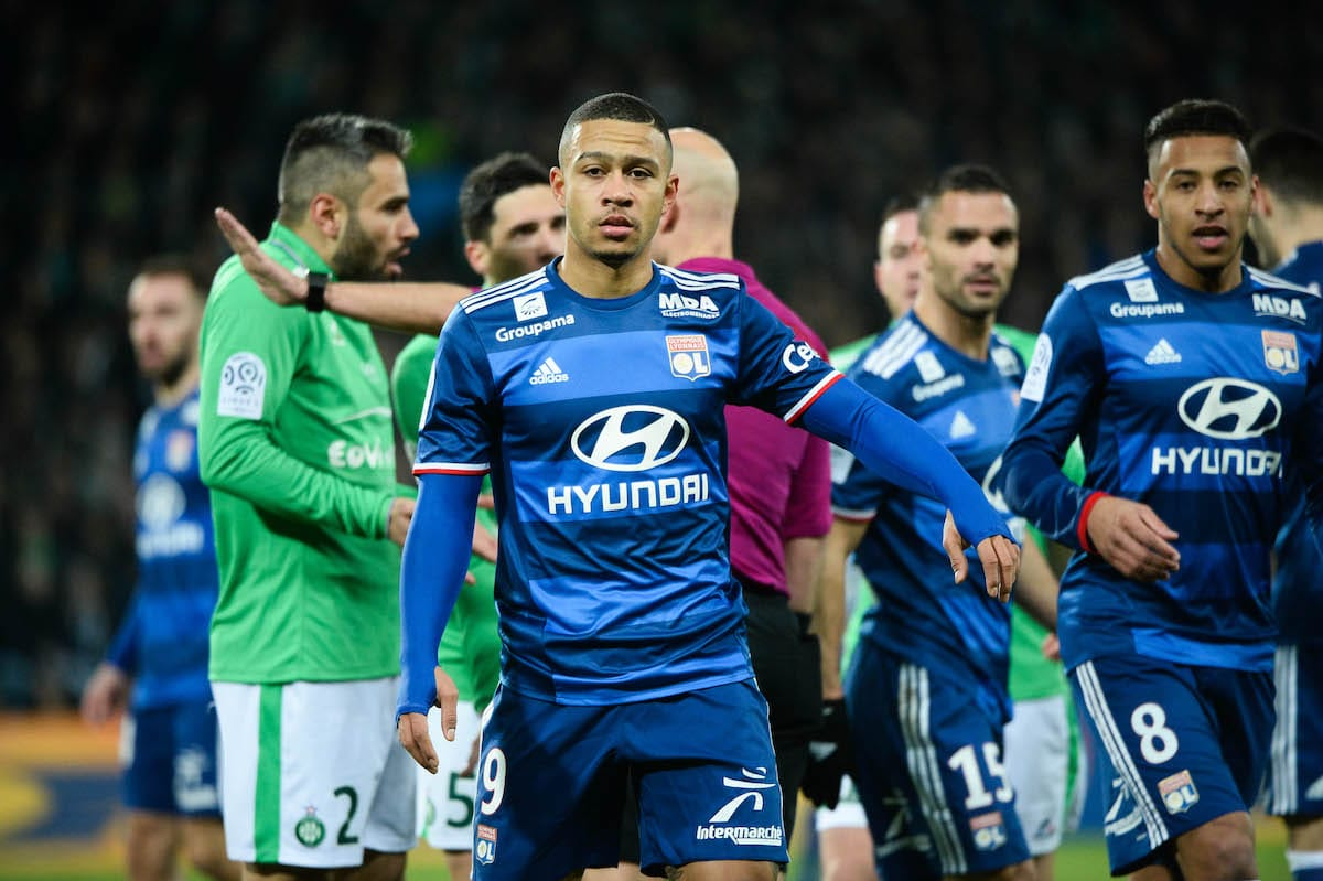 Man United flop Memphis Depay reborn at Lyon