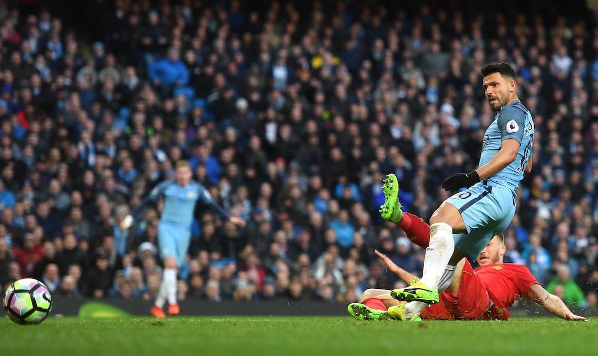 PLAYER RATINGS: Manchester City 1-1 Liverpool
