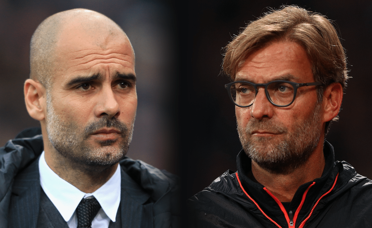 Widemen v Isolated Defenders Key To Man City v Liverpool ...
