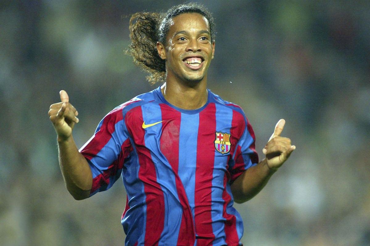 Ronaldinho: The Great Entertainer Who Transformed Barcelona