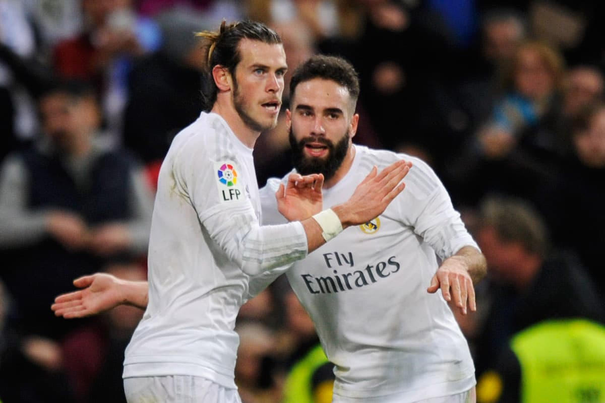 Would Daniel Carvajal be a solution at centre-back for Real Madrid.