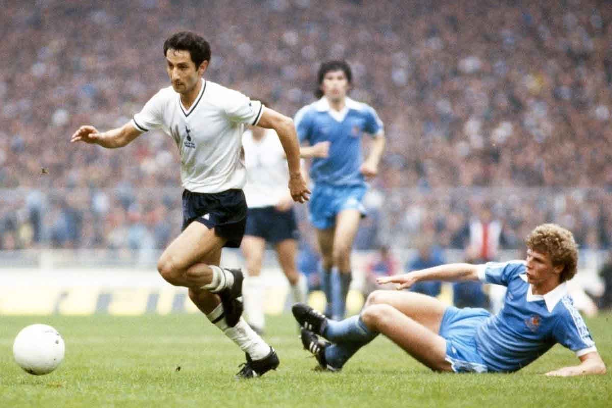 The Day Maradona Played For Spurs