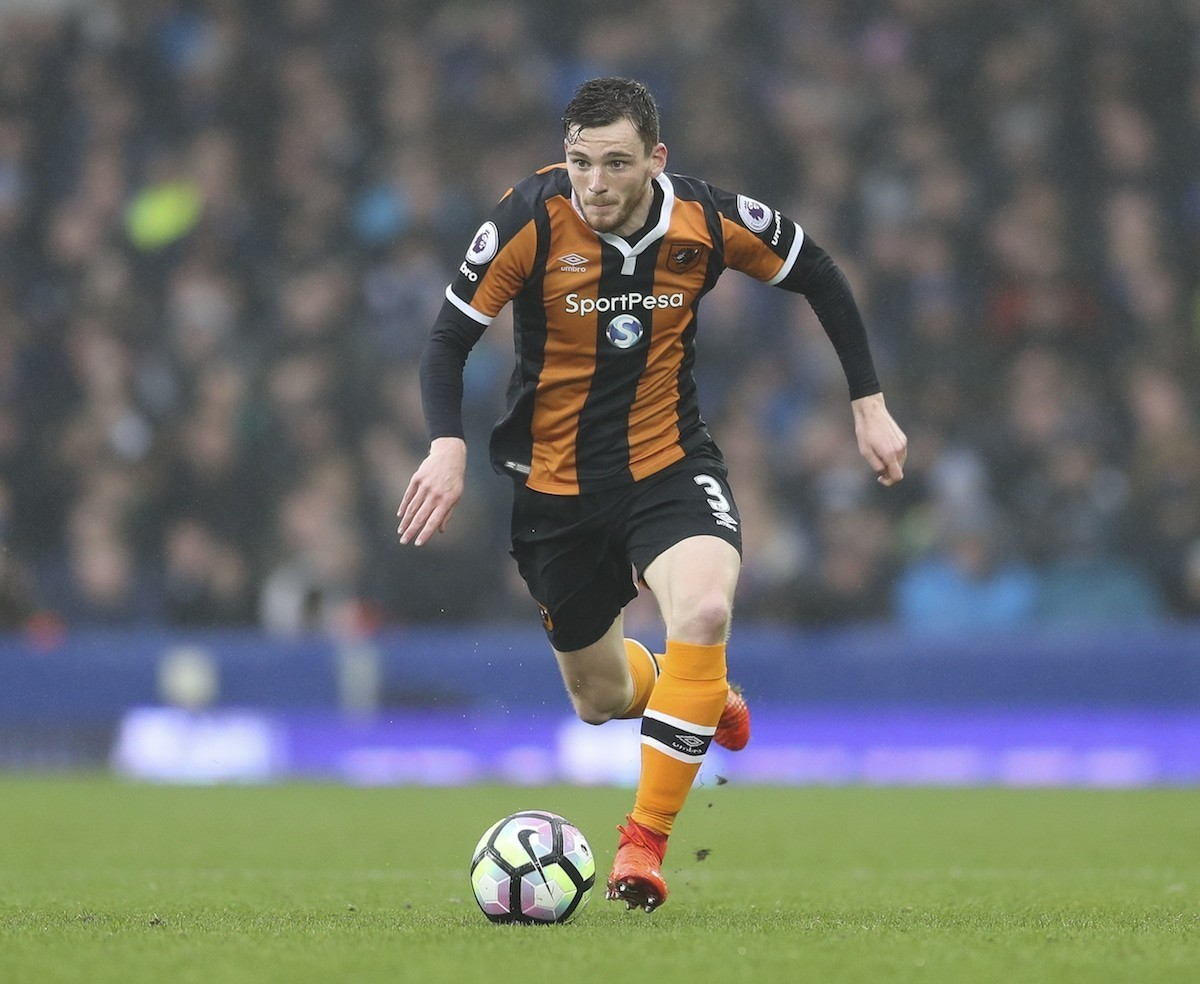 andrew-robertson-hull-city-defender