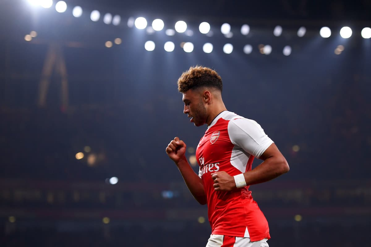 Alex Oxlade-Chamberlain linked with Liverpool.