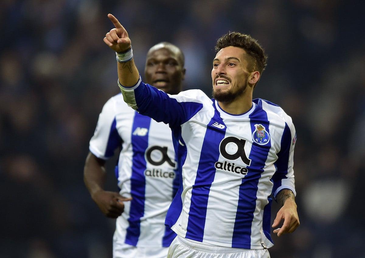 Alex Telles transfer to Man united
