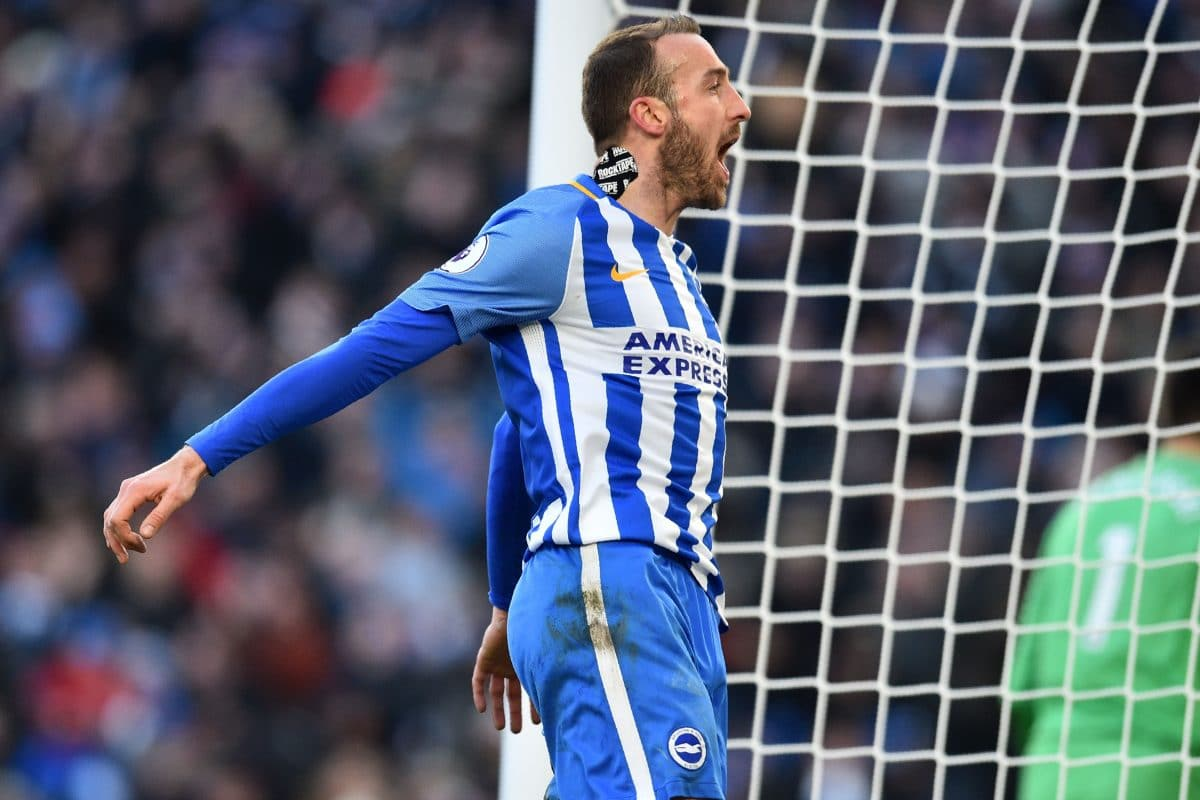 Could Brighton & Hove Albion striker Glenn Murray be a surprise England call-up