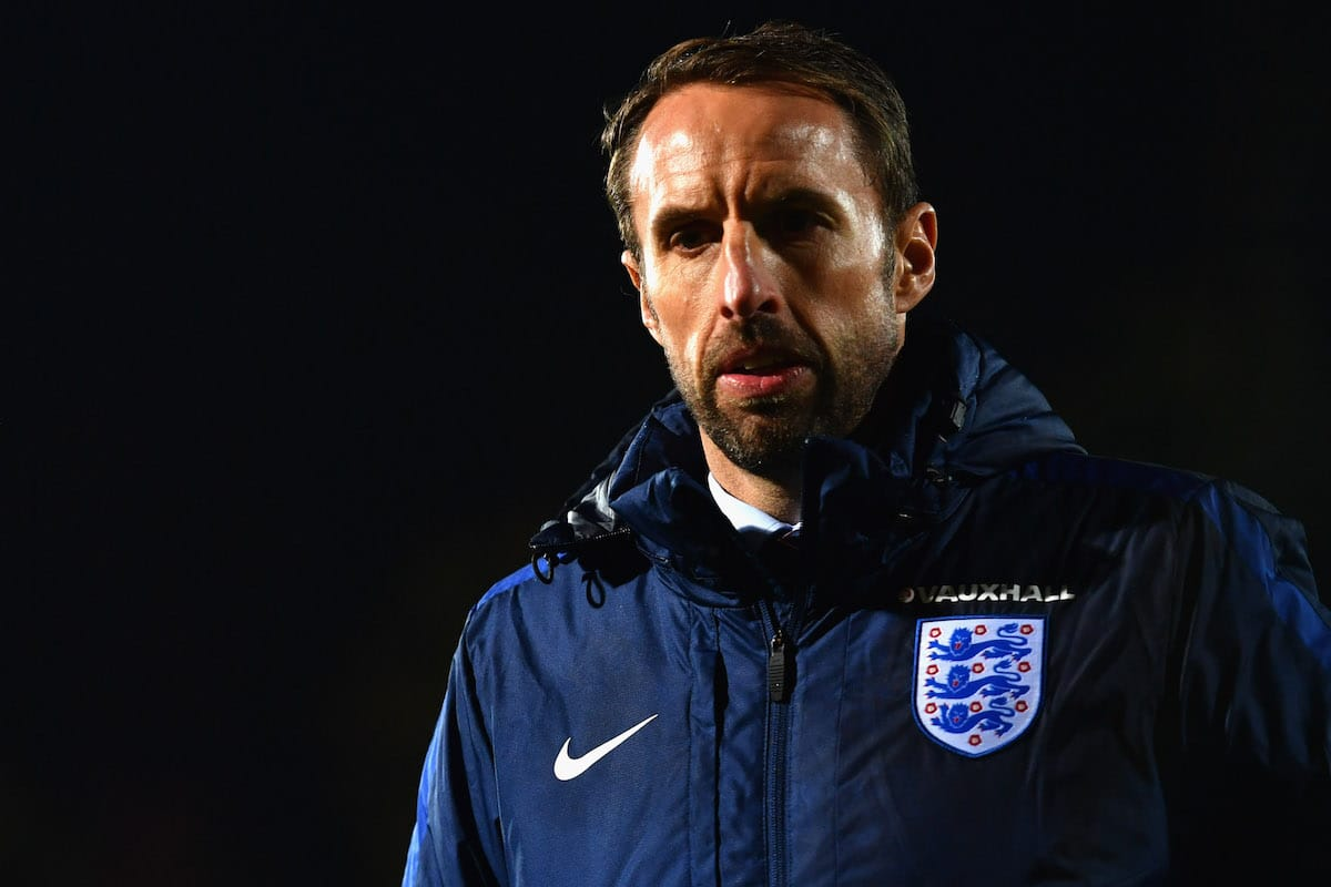 England manager Gareth Southgate could replace Mauricio Pochettino as Tottenham Hotspur manager