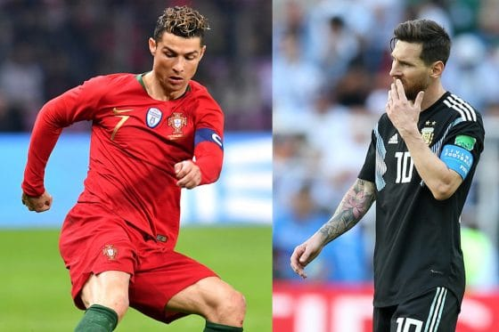 Messi and Ronaldo: the most incredible records
