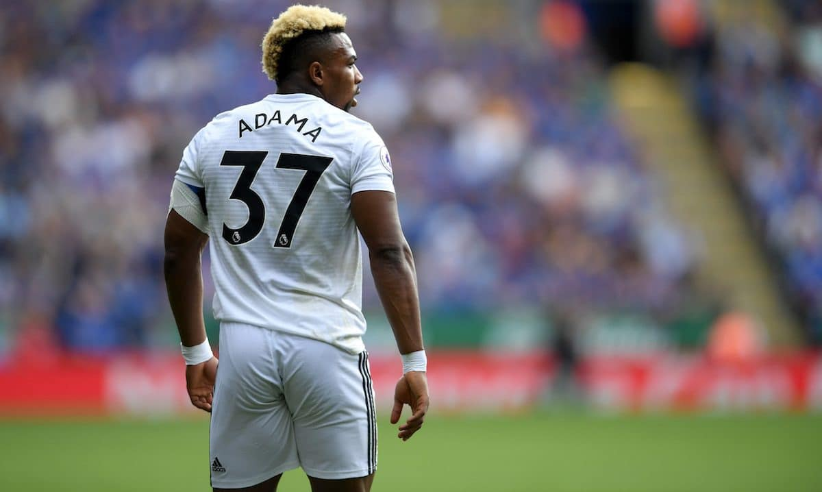 Playstation Footballer Traore Not Ready For Wolves Start Football Whispers