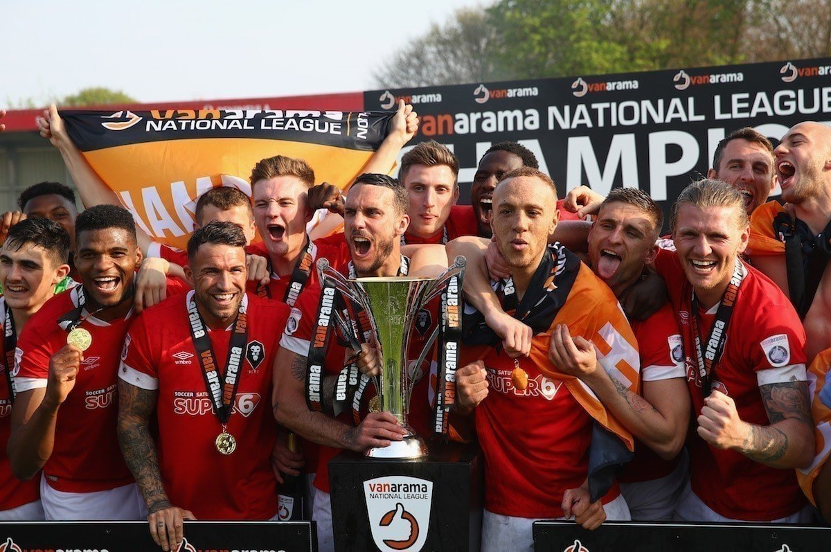 Football Manager 2021: 8 Non-League Clubs to Manage in FM21