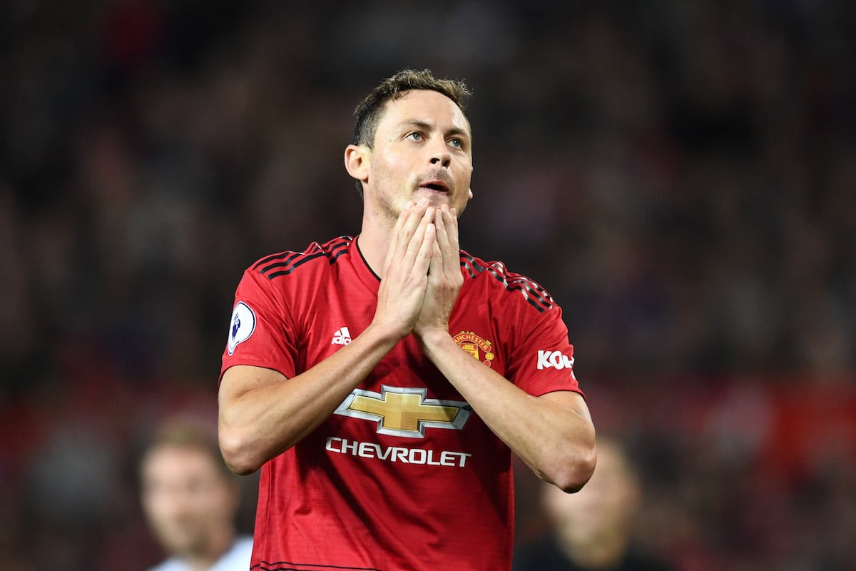 Could Manchester United midfielder Nemanja Matić move during the January transfer window?