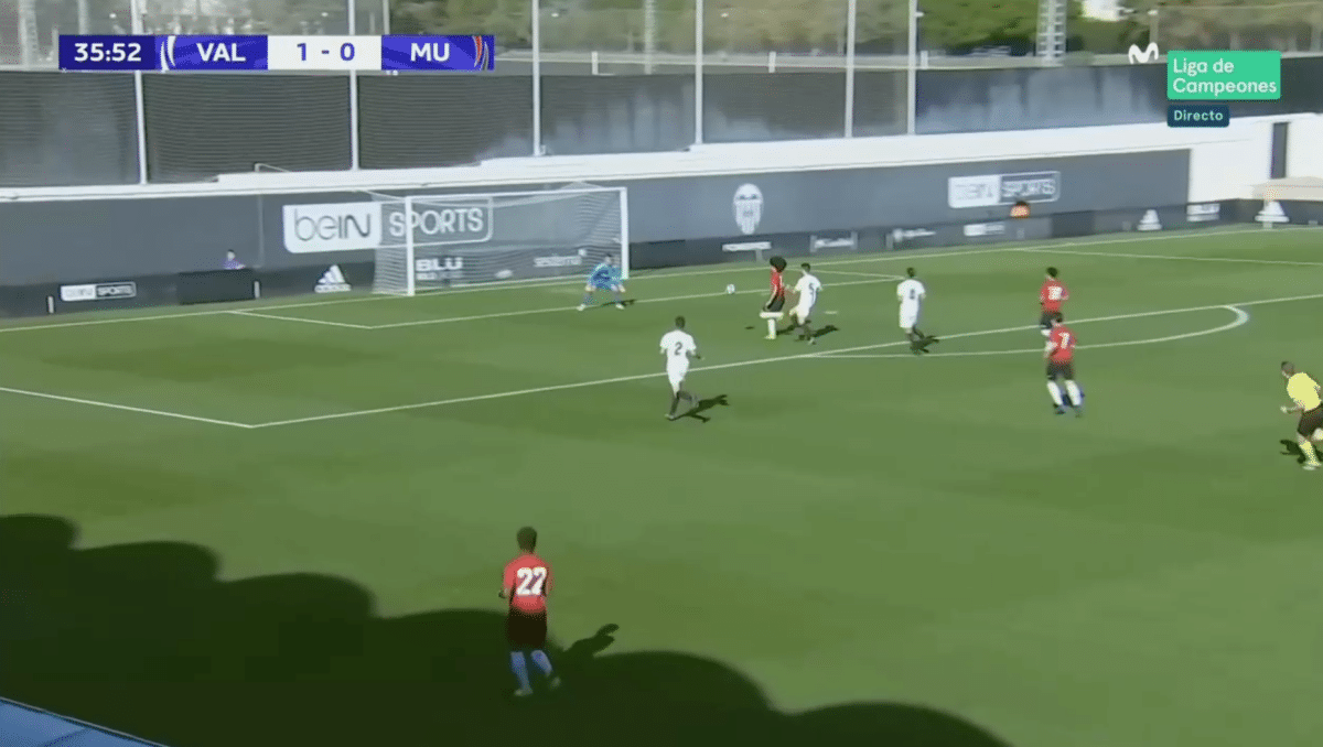 Angel Gomes: The dynamic midfielder of United's future