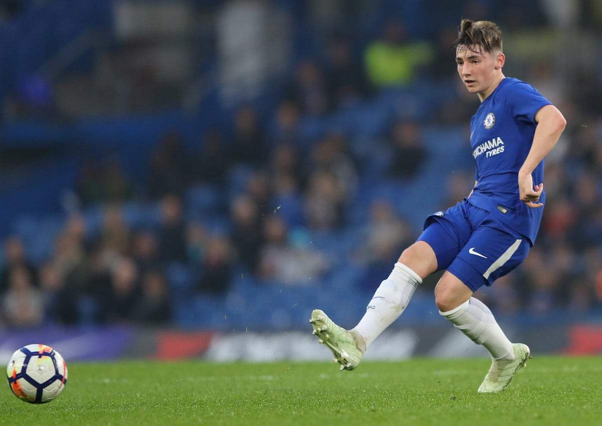 Billy Gilmour, Chelsea