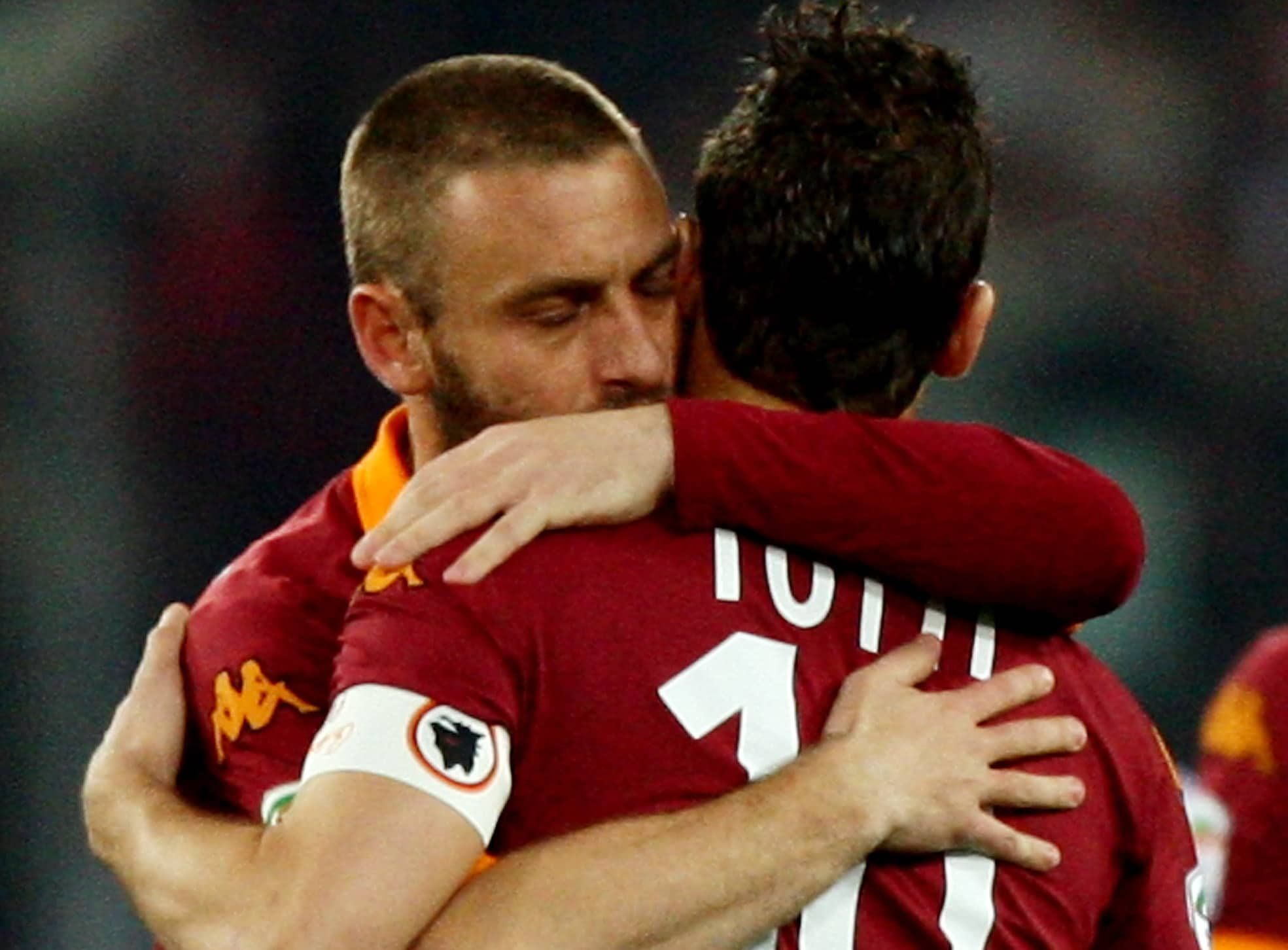Daniele De Rossi: A ferocious, fearless leader like no other