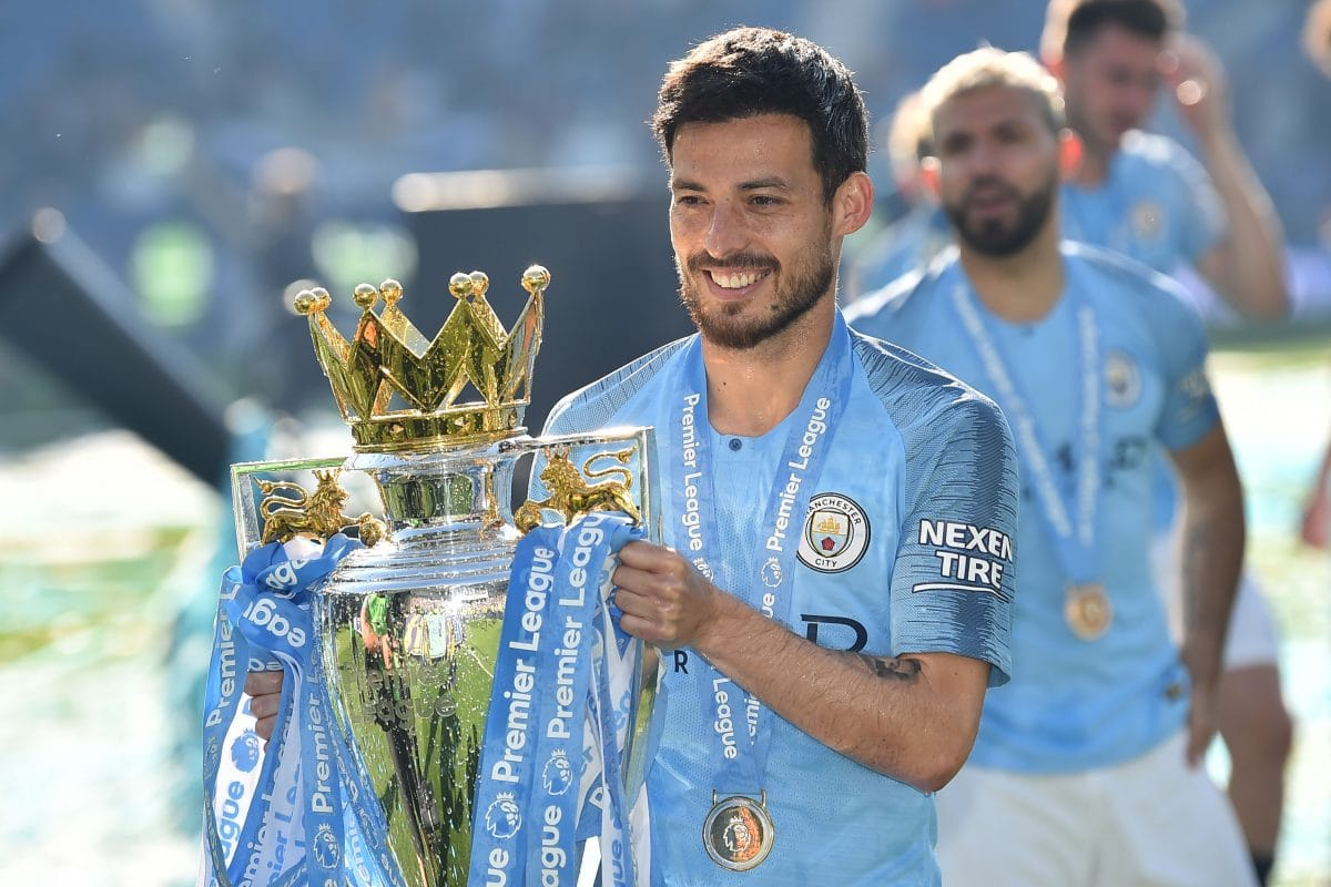 Manchester City midfielder David Silva will be one of Europe's most-wanted free agents this summer