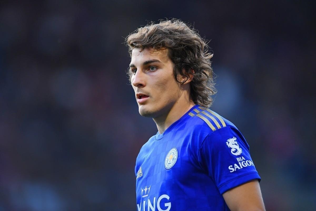 Leicester City defender Caglar Soyuncu