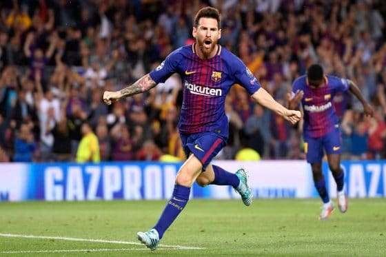 Gdzie zagra Lionel Messi