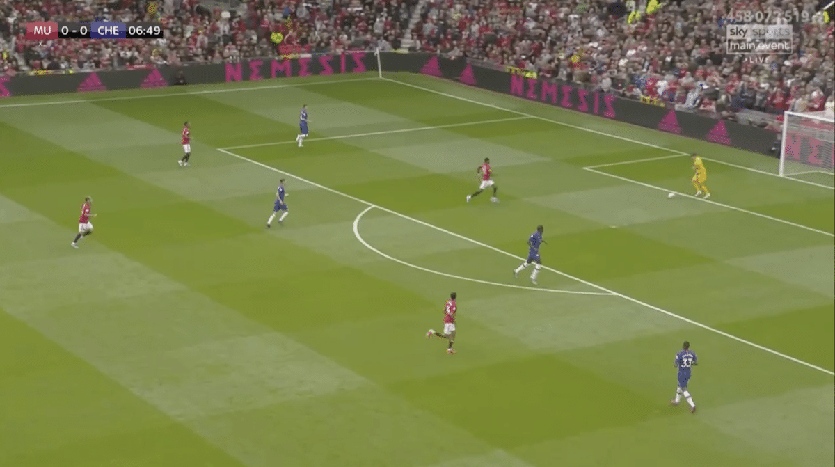 Chelsea mauling shouldn't paper over United's obvious weaknesses