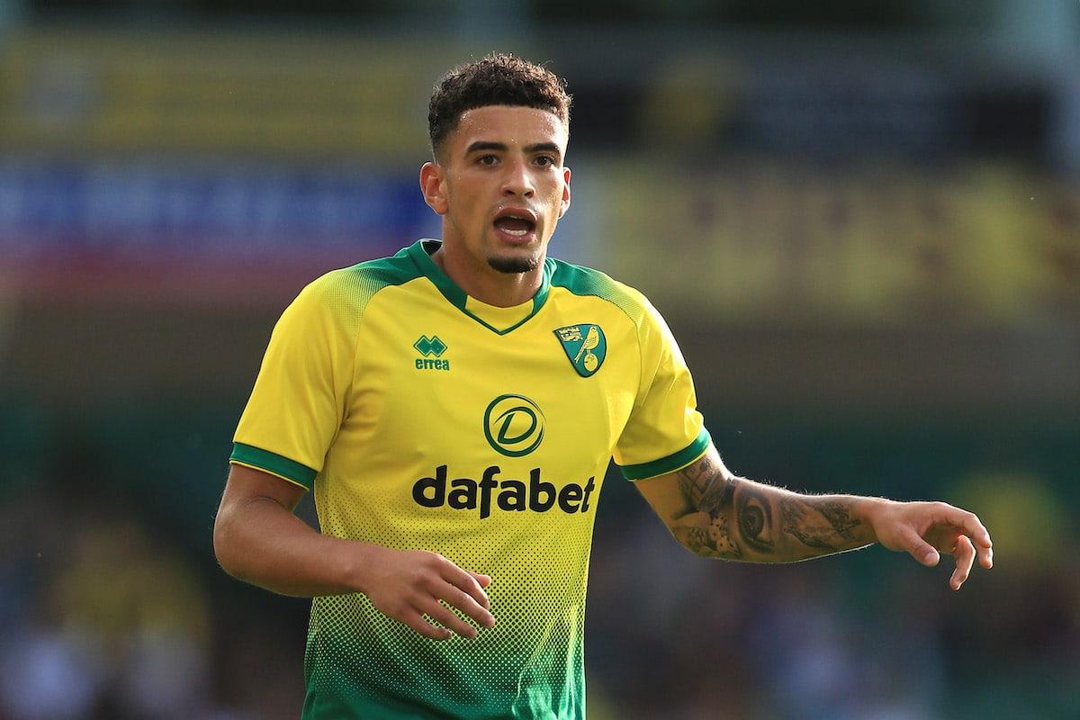 Norwich City defender Ben Godfrey