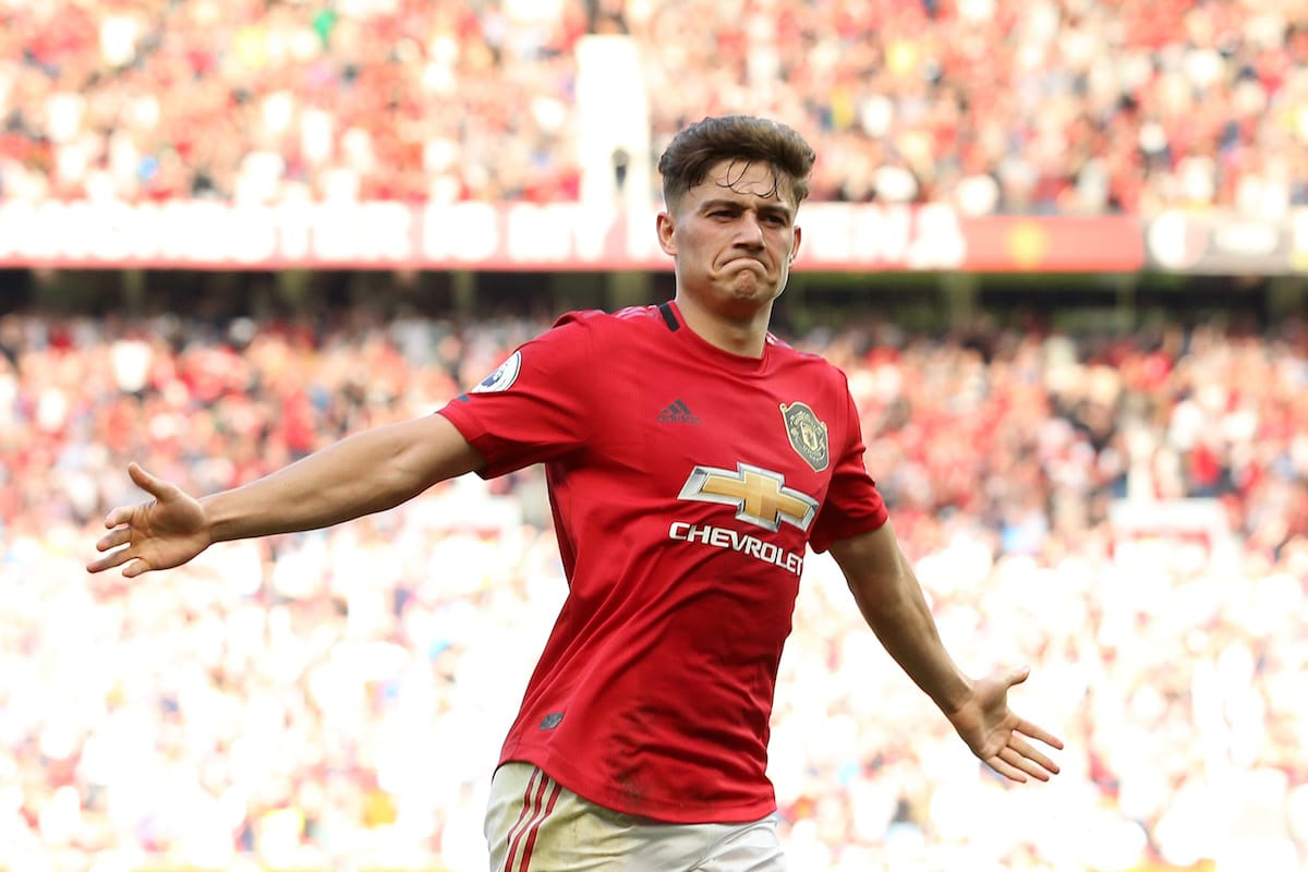 Manchester United winger Daniel James has been a successful signing for Ole Gunnar Solskjær