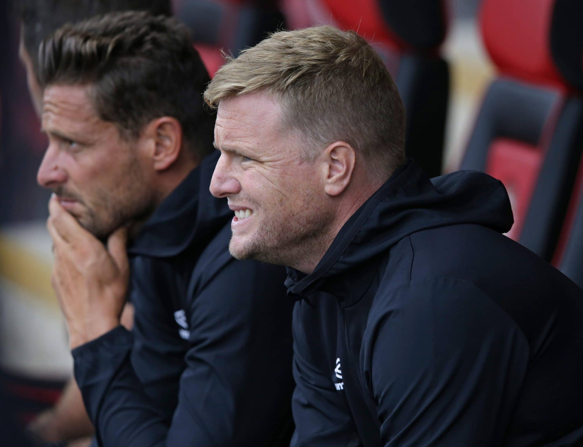 Bournemouth manager Eddie Howe has a lengthy injury list on his hands