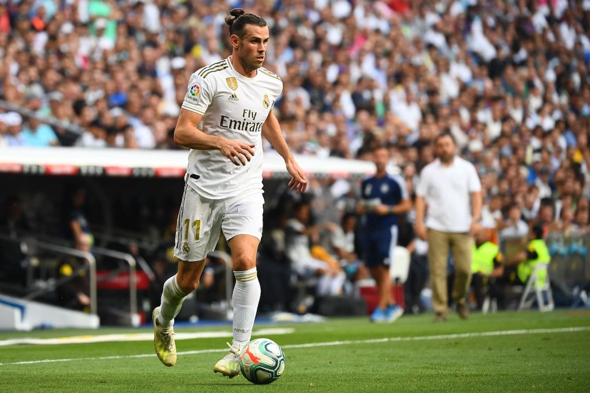 Real Madrid forward Gareth Bale needs a January transfer away