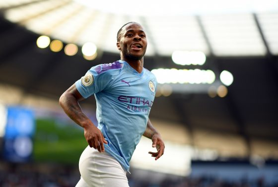 Manchester City Raheem Sterling