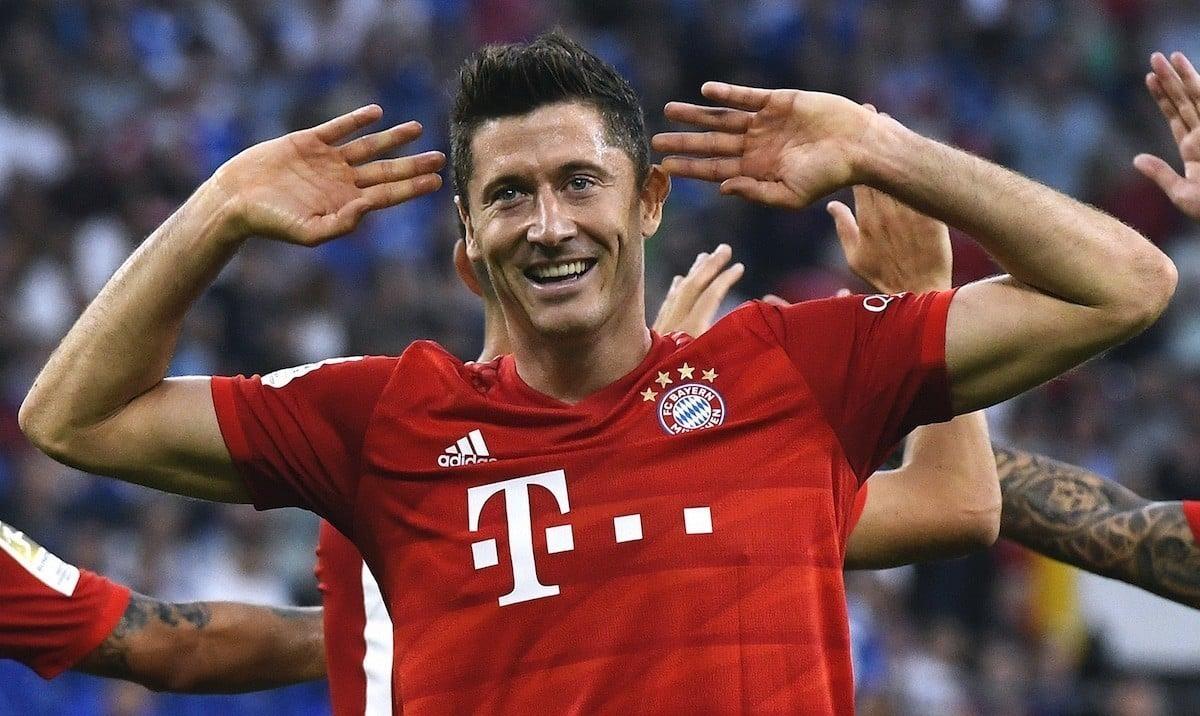 A Bundesliga legjobb góllövői