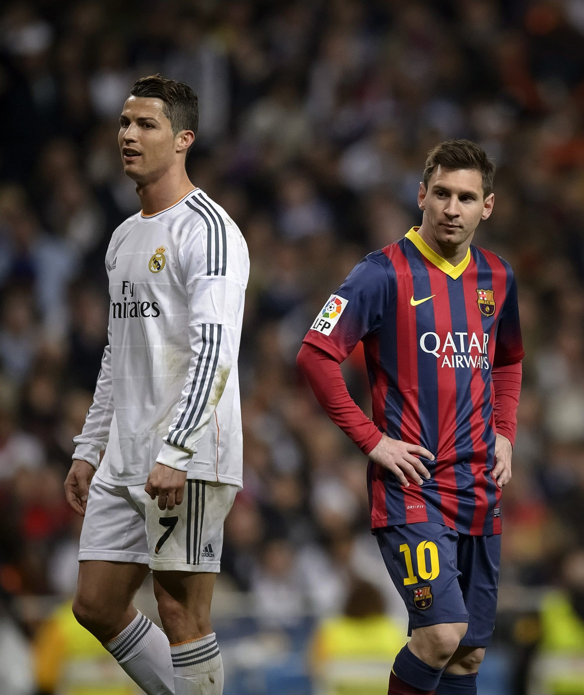 Will there be a Changing of the Guard in La Liga this Season?