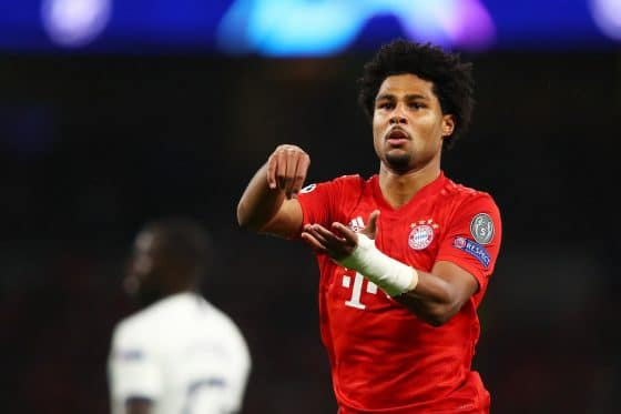 Gnabry Bayern Munich Champions League tips