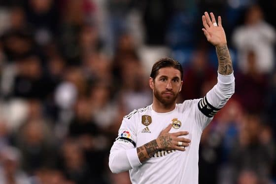 Perez and Sergio Ramos stand-off could result in latter's departure from Madrid