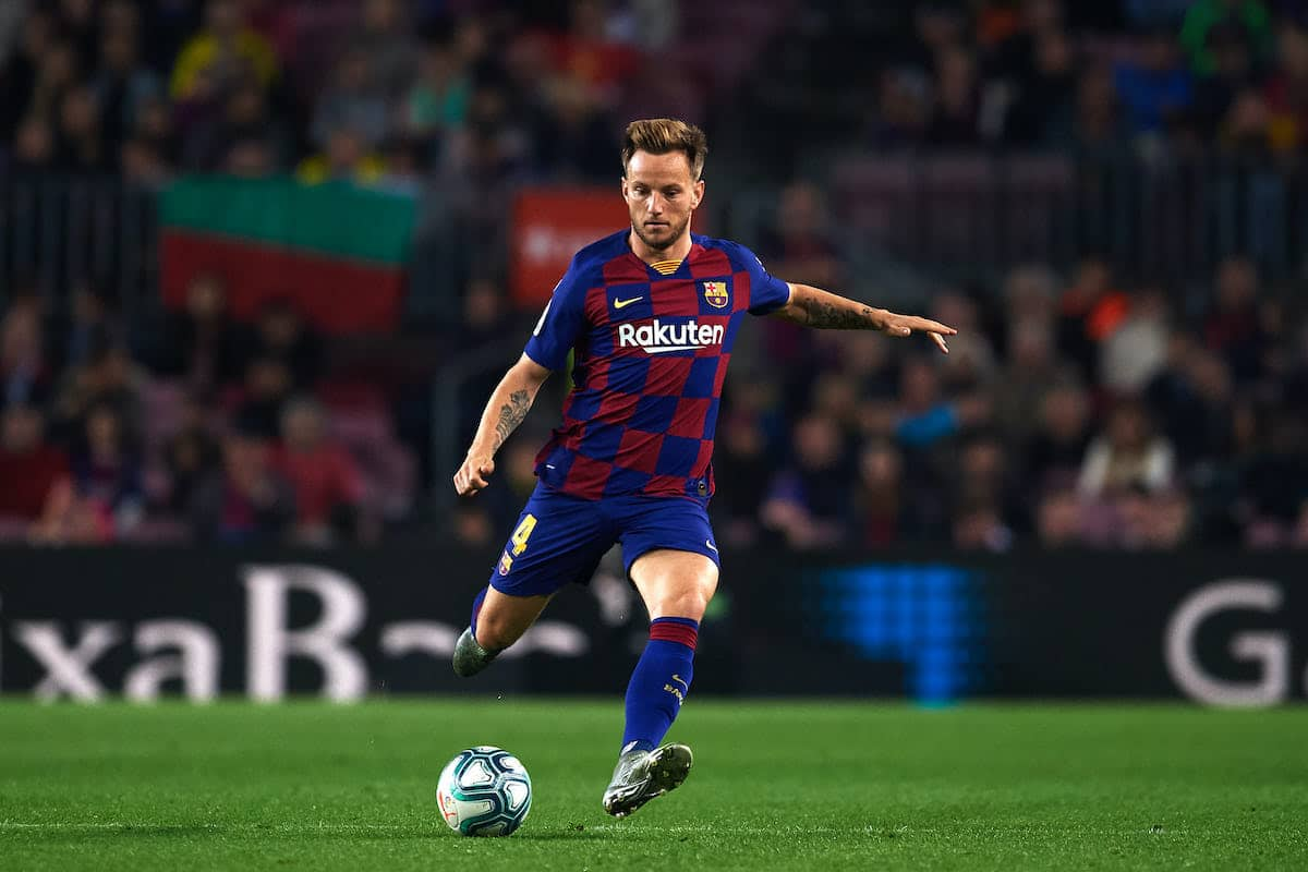 Barcelona midfielder Ivan Rakitić could leave Catalonia in the transfer window