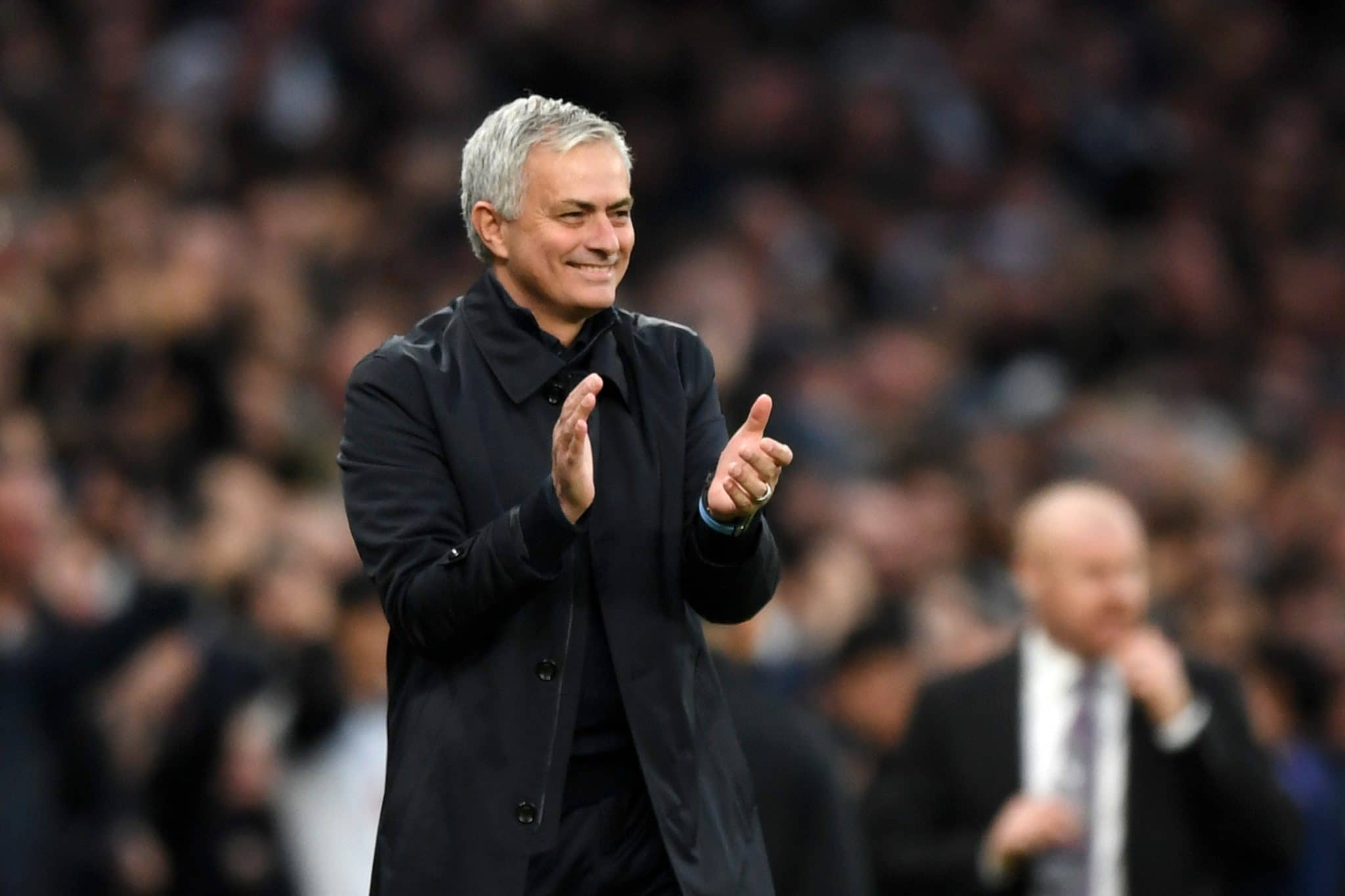 Tottenham Hotspur manager José Mourinho