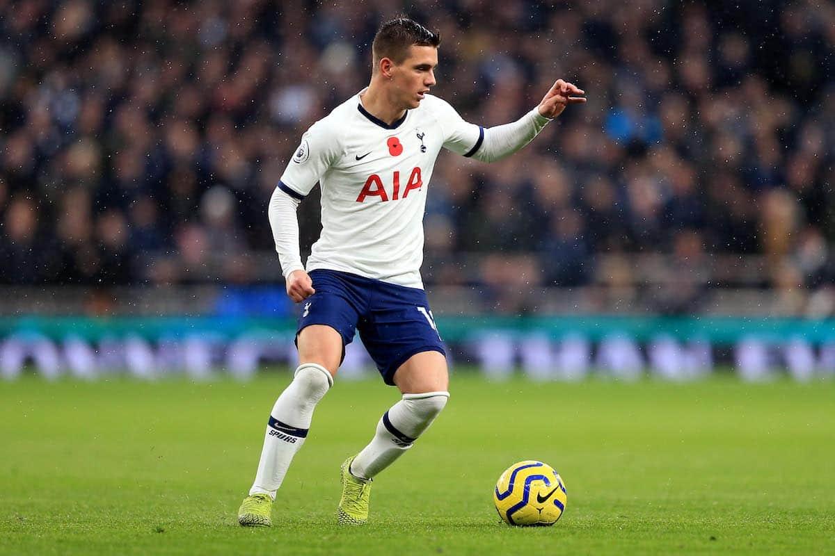Tottenham Hotspur midfielder Giovani Lo Celso