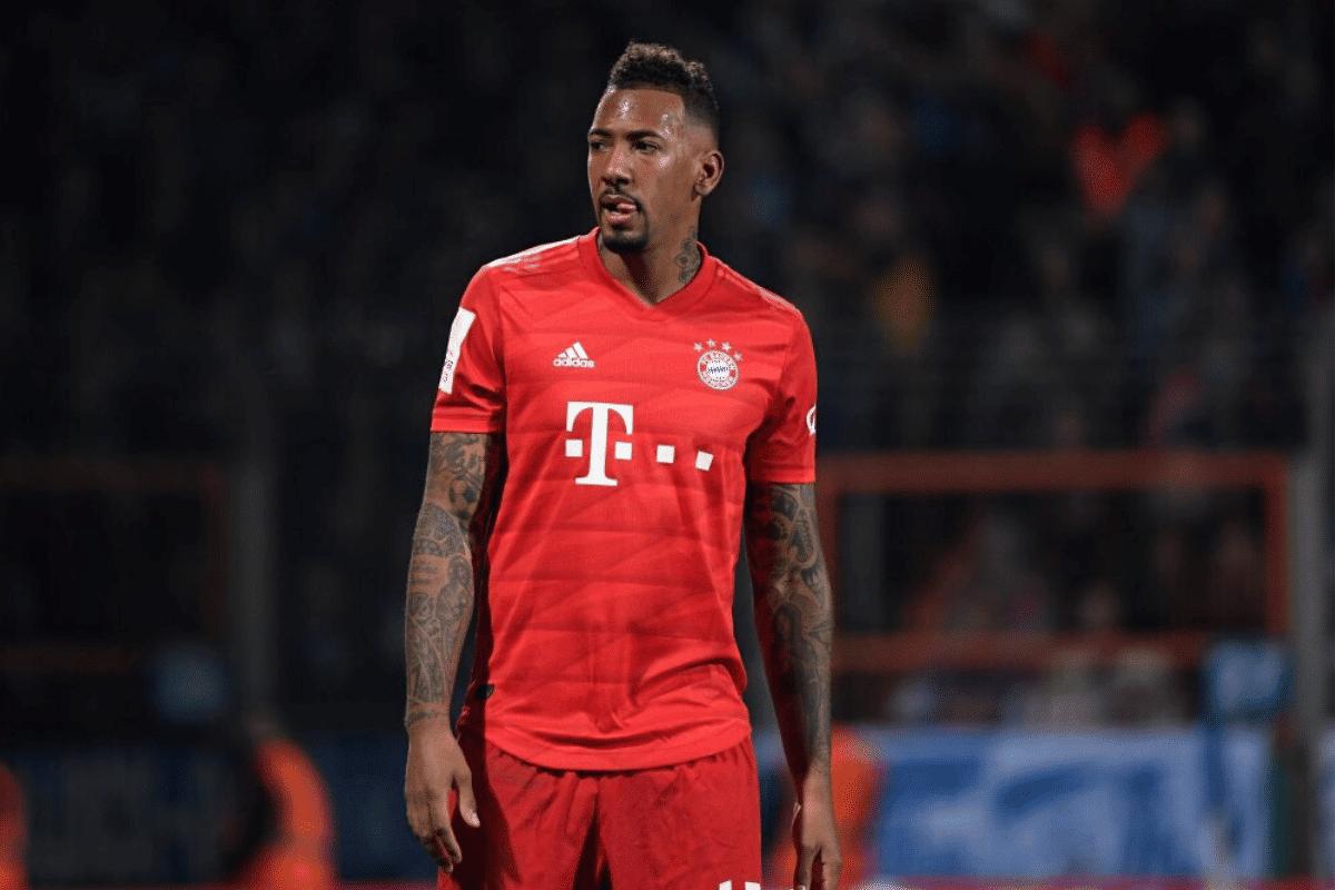 Bayern Munich defender Jérmôme Boateng