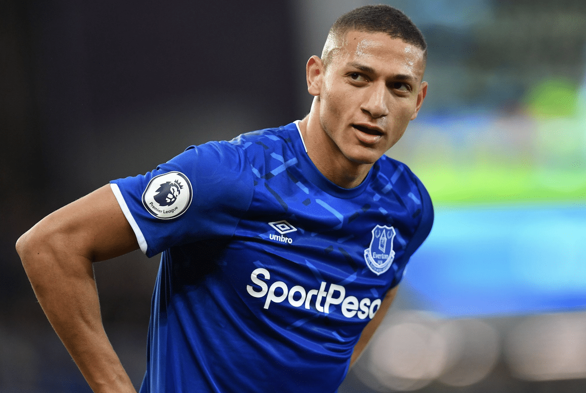 Everton forward Richarlison is wanted by Barcelona