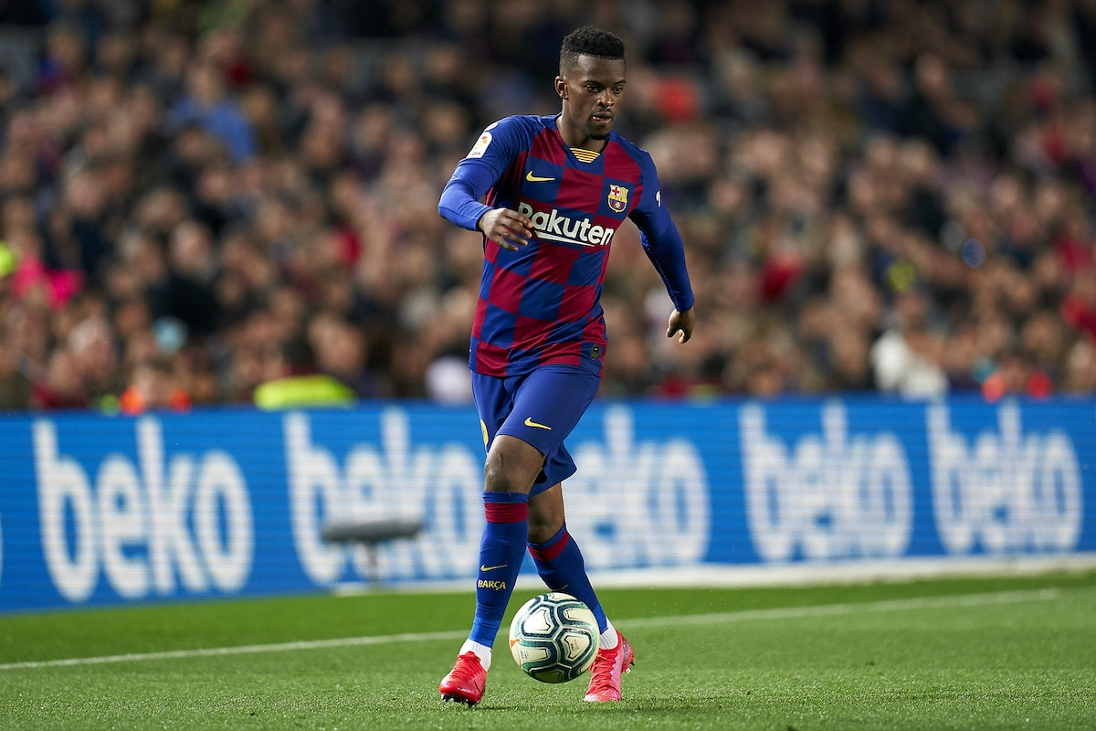 Nélson Semedo: Why Europe's biggest clubs want Barça defender   FW